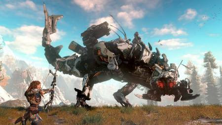 Horizon Zero Dawn: solo Single Player tra le modalità di gioco