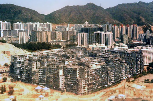 Kowloon City, Densest City Block Planet Earth, Since Demolished