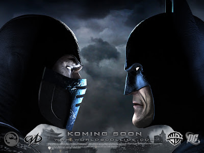 Mortal Kombat vs. DC Comics - Worlds Collide