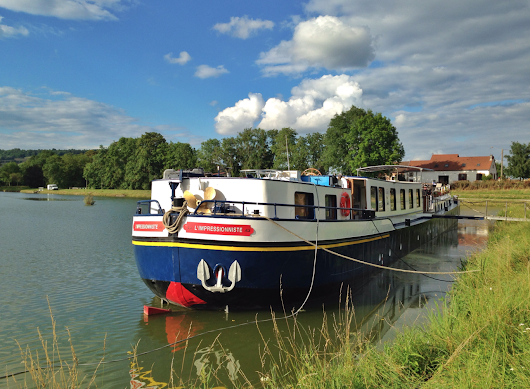 A Canal Barge Holiday in Burgundy Review: European Waterways' L'Impressionniste