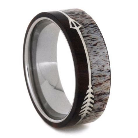 1000  ideas about Deer Antler Ring on Pinterest   Deer
