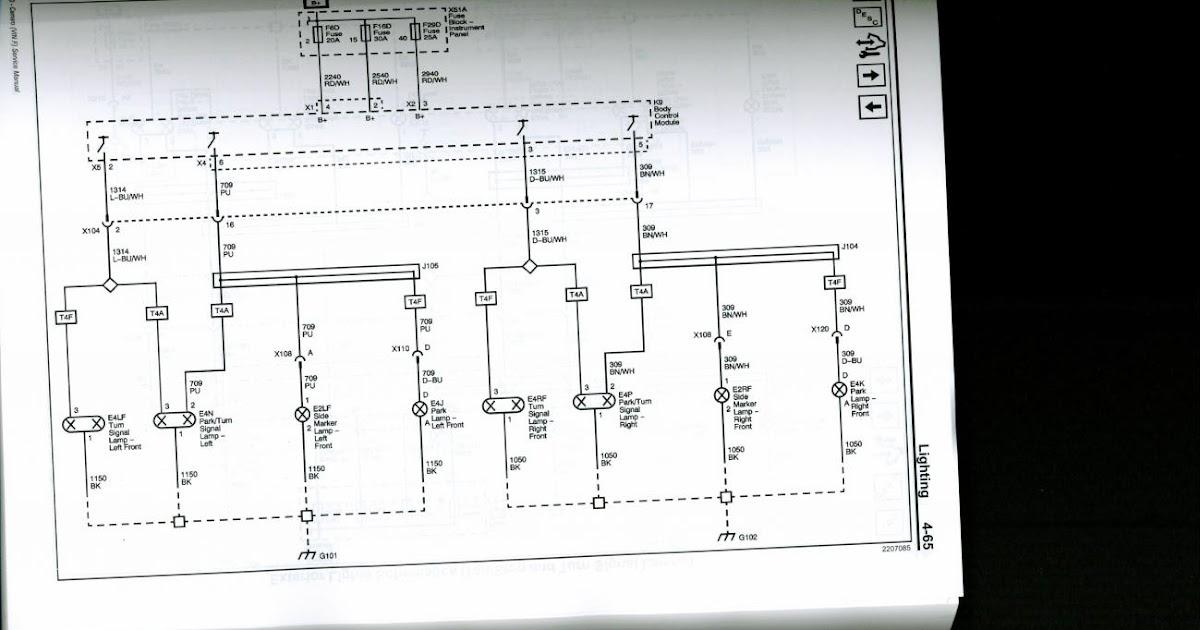 1967 Camaro Tail Lights Wiring Diagram