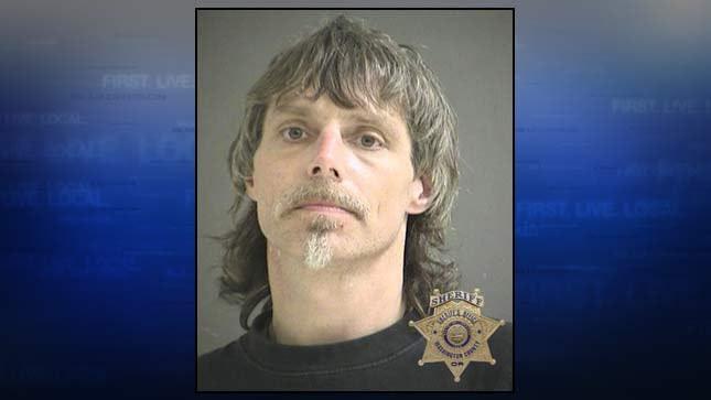 David Pasiemiak, prior jail booking photo