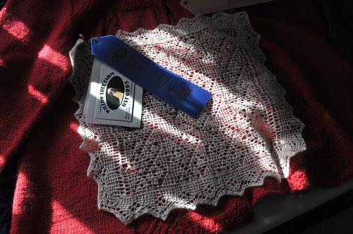 Jayne's Blue Ribbon