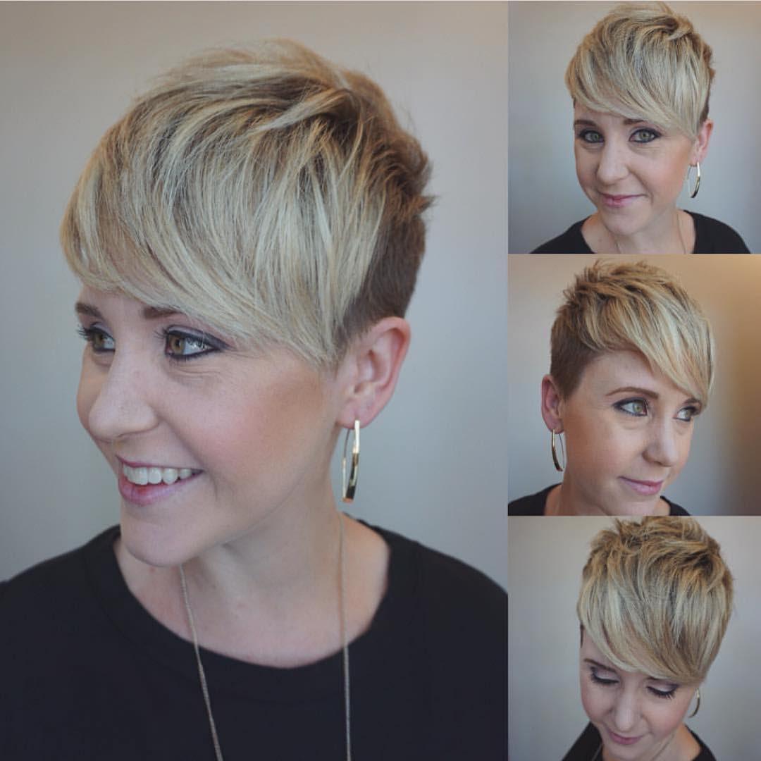 Pixie Haircuts For 2019   fashionnfreak