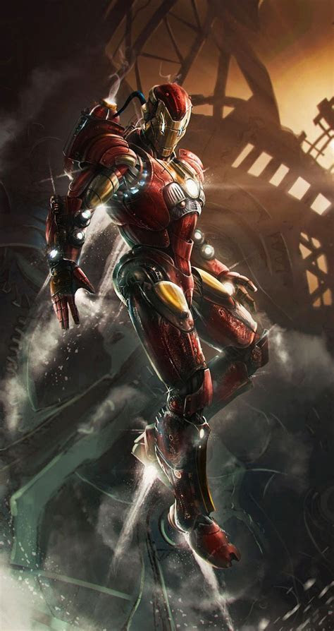 avengers ironman wallpaper  iphone  iphone
