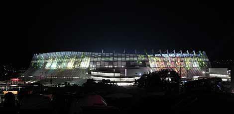 FPF vai liberar Sport e Santa mandarem seus jogos na Arena contra o Náutico / JC Imagem
