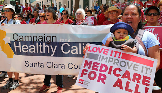 Campaign for a Healthy California