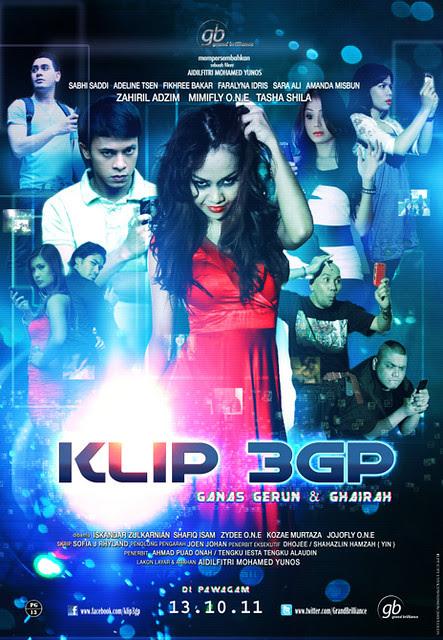 Poster Klip 3GP