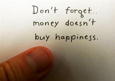Money Buy Happiness Quotes