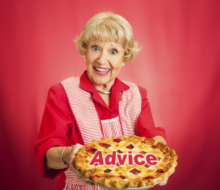 Should Grandmas Give Unsolicited Advice?
