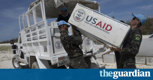 Foreign aid is being cut, but business will keep fighting poverty | Global Development Professionals Network | The Guardian