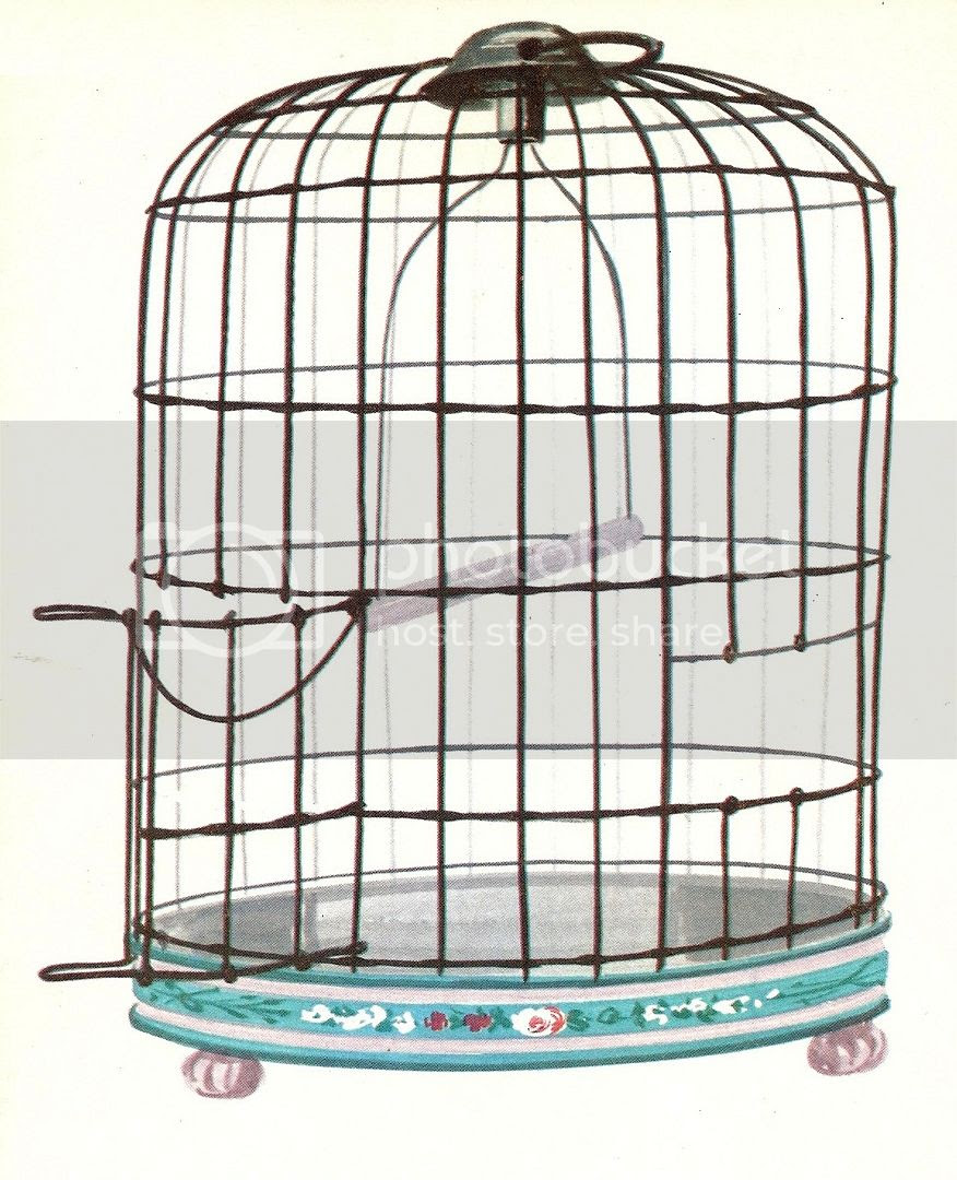 vintage retro flashcard bird cage graphic photo vintageflashcardgraphicbirdcage_zps94534f12.jpg