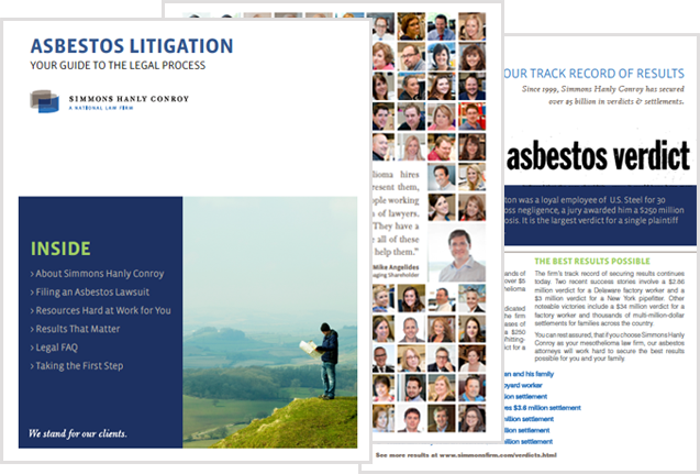 Mesothelioma  Asbestos Law Firm  Simmons Hanly Conroy