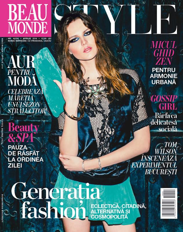Beau Monde Style ~~ Aprilie  2014