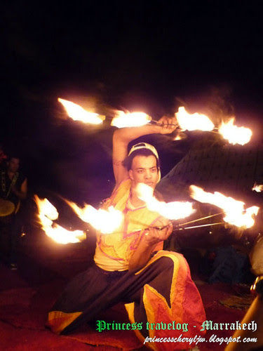 Fire dancer 2-11