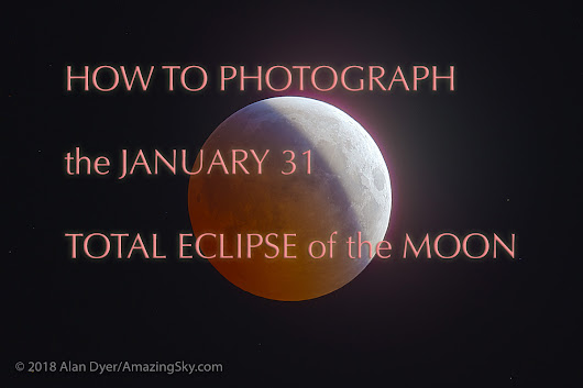 How to Photograph the Lunar Eclipse