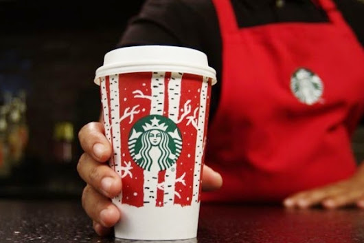 Get free Starbucks coffee in Bay Area