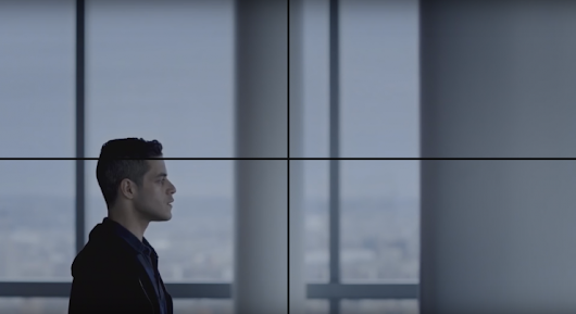 The Socially Anxious Framing of 'Mr. Robot' and How It's Used to Tell Stories
