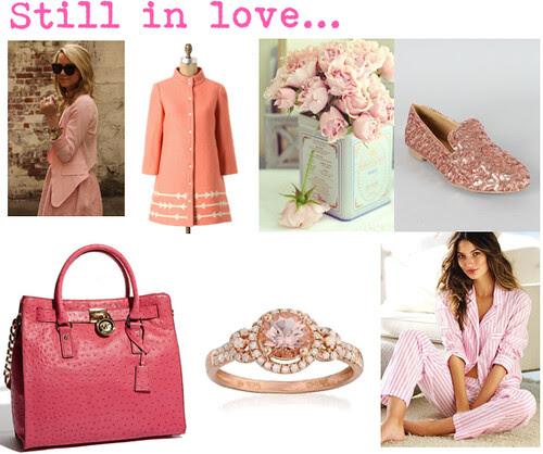 Pink wish list