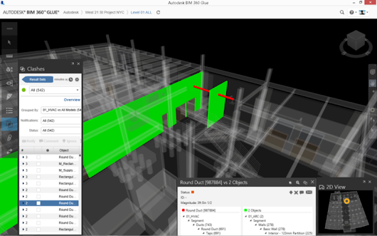 Report The 360 View: Optimizing Parallels Settings for Autodesk BIM 360 Glue / Autodesk Navisworks