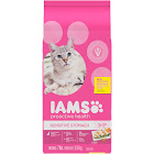 Iams ProActive Health Cat Nutrition, Premium, Sensitive Stomach, with Chicken, 1+ Years, Larger Size - 7 lb