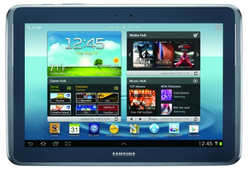 Samsung Galaxy Note 10.1 (16GB, Deep Grey)