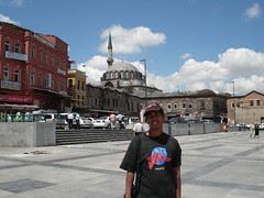 Rustam Pasha Mosque, Istanbul, Turkey