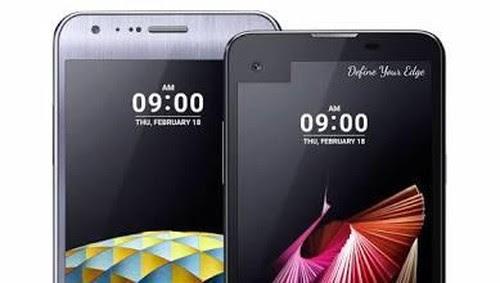 Ponsel X Series LG Lahir di Barcelona