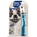Oster Animal Care Gentle Paws Premium Pet Nail Trimmer, Blue, OS