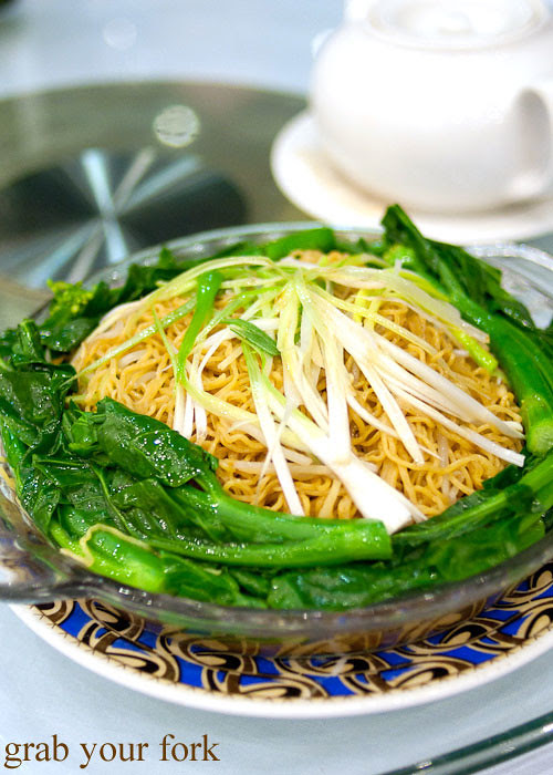 egg noodles kam fook bondi junction
