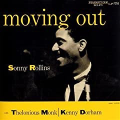 Sonny Rollins Moving Out cover