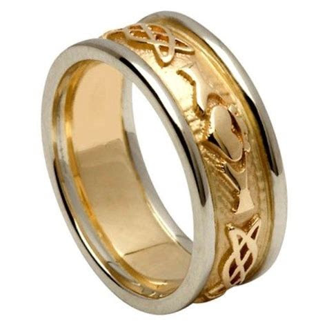 16 best Claddagh Wedding Rings images on Pinterest