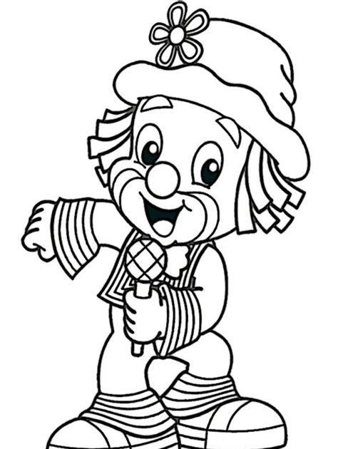 gratis malvorlagen clown  kostenlose malvorlagen ideen