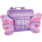 Bixbee Sparkalicious School Backpack - Small - Glitter Butterflyer
