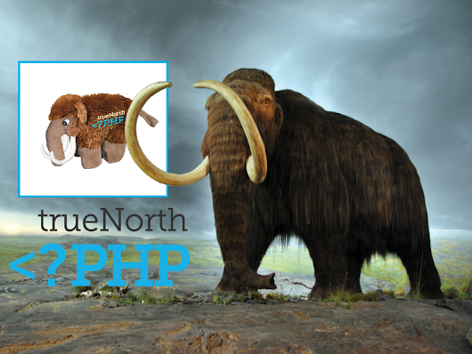 TrueNorth PHP Woolly Mammoth Plush Toy by Peter Meth — Kickstarter