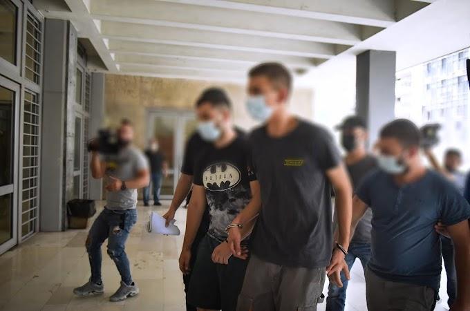 Στον εισαγγελέα οι τρεις νεαροί για το κορωνοπάρτι στο ΑΠΘ συνελήφθησαν στην Αλεξάνδρεια (φωτο)
