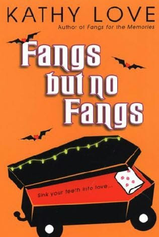 book cover of   Fangs But No Fangs