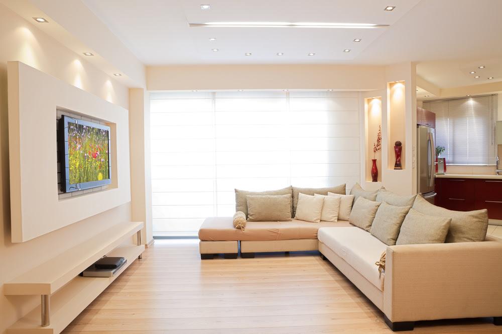 Natural Light With Wood Floor Interior Design Ideas
