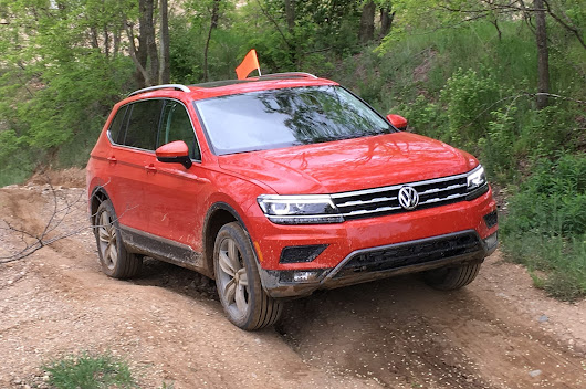 2018 Volkswagen Tiguan Off-Road Review: Big, Bad, and Frugal - Motor Trend