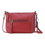 Women's THE SAK Sequoia 3 in 1 Crossbody, Adult, Size: OSFA, Scarlet Leather
