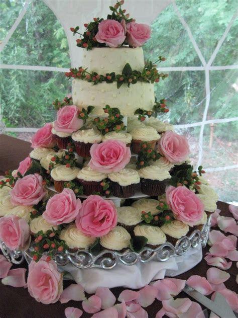 Chef Tony Catering: Wedding Cake Cupcakes