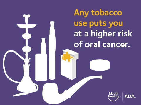 Top Risk Factors for Oral Cancer - American Dental Association