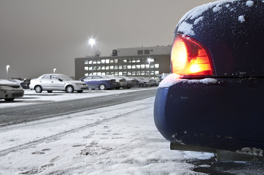 How to Protect Your Asphalt Parking Lot from Winter Weather (Part 1) - Tobey Paving
