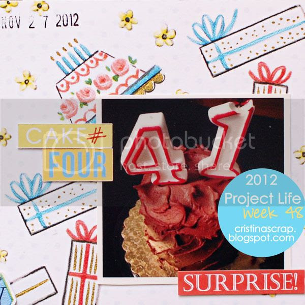 Project Life - Week 48