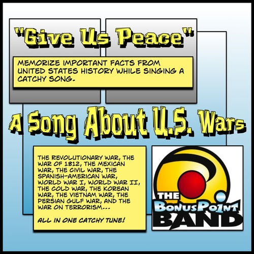 "Song about U.S. Wars - ""Give Us Peace"""