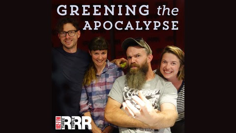 Astrophysics with Dr Rachael Livermore (03 July 2018) from Greening the Apocalypse (RRR FM)