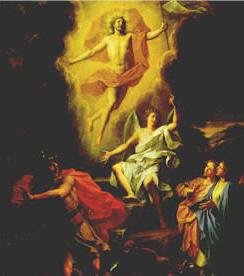 jesus resucita
