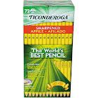 Ticonderoga #2 Graphite Pencil, Pre-Sharpened - 72 pack