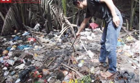 Hình ảnh Lời trần tình đau xót của bà mẹ mang con sơ sinh ra bãi rác bỏ số 1